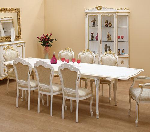 Sale Da Pranzo Moderne 12.Italian Artisan Furniture Vaccari Cav Giovanni